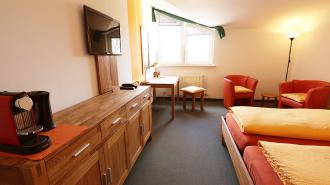 Hotel Nordic Spreewald Komfort Zimmer